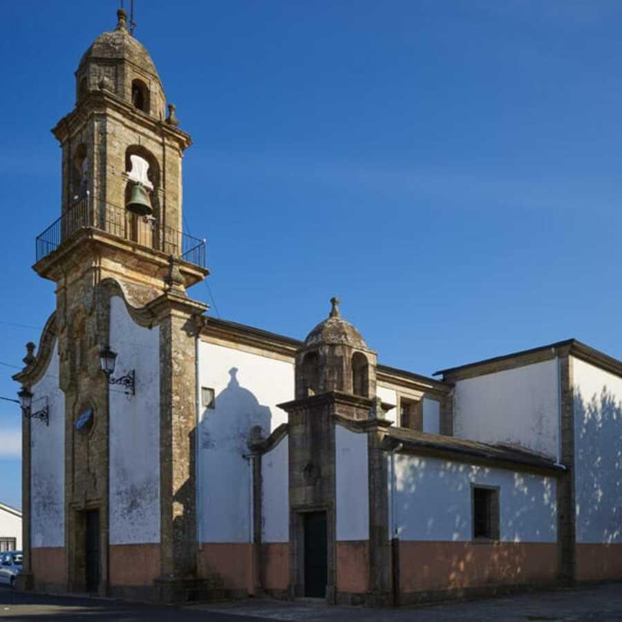iglesia de Santa María Neda
