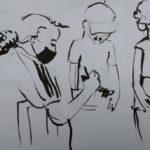 Nenos no Muiño das Aceñas (Araceli)